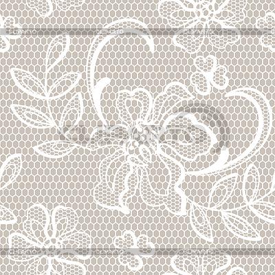 旧花边背景,观赏花卉纹理 | 向量插图 |ID 3503436