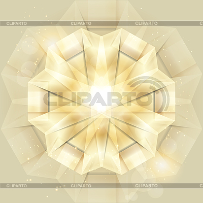 Abstract gold shiny background. creative  | Klipart wektorowy |ID 3507881