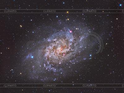 Triangulum Galaxy M33 | Foto mit hoher Auflösung |ID 3482215
