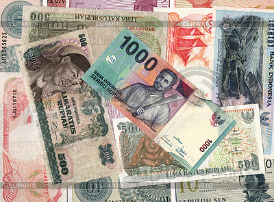 Background of Indonesia money bills | Foto stockowe wysokiej rozdzielczości |ID 3504905