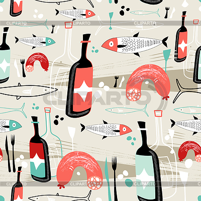 Die Textur der Lebensmittel-und Getränkeindustrie | Illustration mit hoher Auflösung |ID 3521338