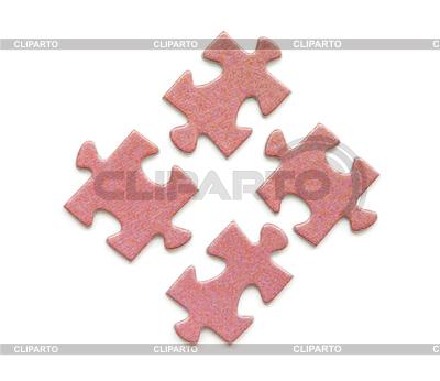 Jigsaw Puzzle-Teile | Foto mit hoher Auflösung |ID 3541784