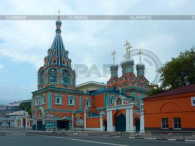 The Church of St. George Ieokesariyskogo | Foto stockowe wysokiej rozdzielczości |ID 3586047