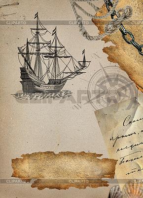 老海盗地图 | 高分辨率插图 |ID 3597948