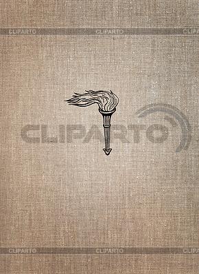 Olympisches Feuer | Illustration mit hoher Auflösung |ID 3671155