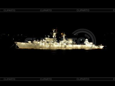 Schlachtschiff | Foto mit hoher Auflösung |ID 3695916