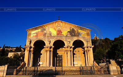 Церковь Всех Наций | Фото большого размера |ID 3576148
