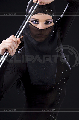 Ninja | Foto mit hoher Auflösung |ID 3618678
