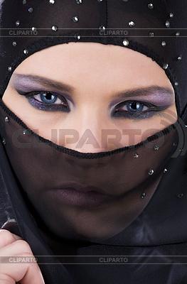 Ninja twarz | Foto stockowe wysokiej rozdzielczości |ID 3622739