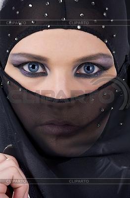 Ninja Gesicht | Foto mit hoher Auflösung |ID 3623318