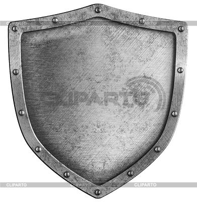 Alters Metallabschirmung | Foto mit hoher Auflösung |ID 3657336