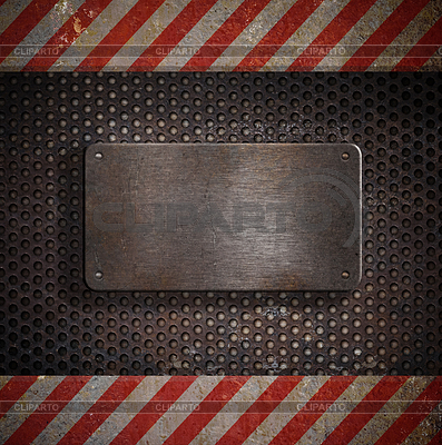 Metalowy szablon | Foto stockowe wysokiej rozdzielczości |ID 3659327