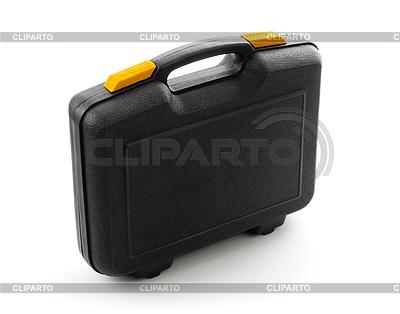 Kunststoff schwarz mit Werkzeugtasche | Foto mit hoher Auflösung |ID 3660906