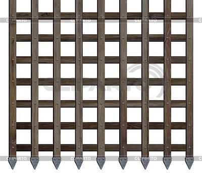 Текстура Бревенчатой Стены