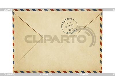 Altpapier-Luftpfostenpostumschlag | Foto mit hoher Auflösung |ID 4647882