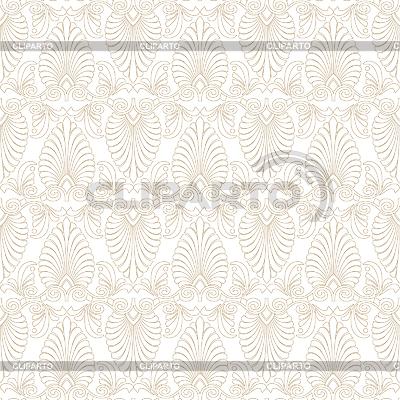원활한 그리스어 아르누보 패턴 | 벡터 클립 아트 |ID 3662439
