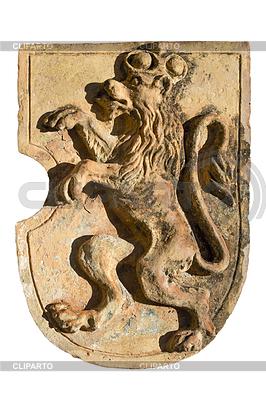 Coat Ton mit bayerischen Löwen | Foto mit hoher Auflösung |ID 4368519