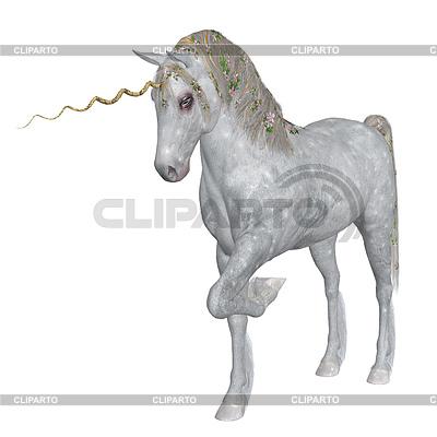 Magisches Einhorn | Illustration mit hoher Auflösung |ID 4587107