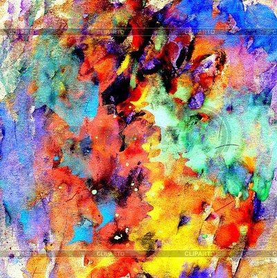 Vielfarbige Gouache Farbe | Illustration mit hoher Auflösung |ID 4696007