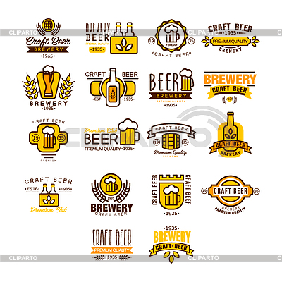 47 beer and brewery logos to drink in  99designs