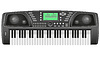Vector clipart: synthesizer